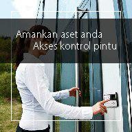 fitur access control di mesin absensi