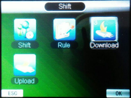 download shift