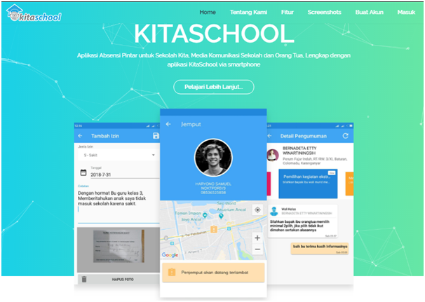 web kitaschool