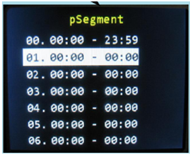 psegment